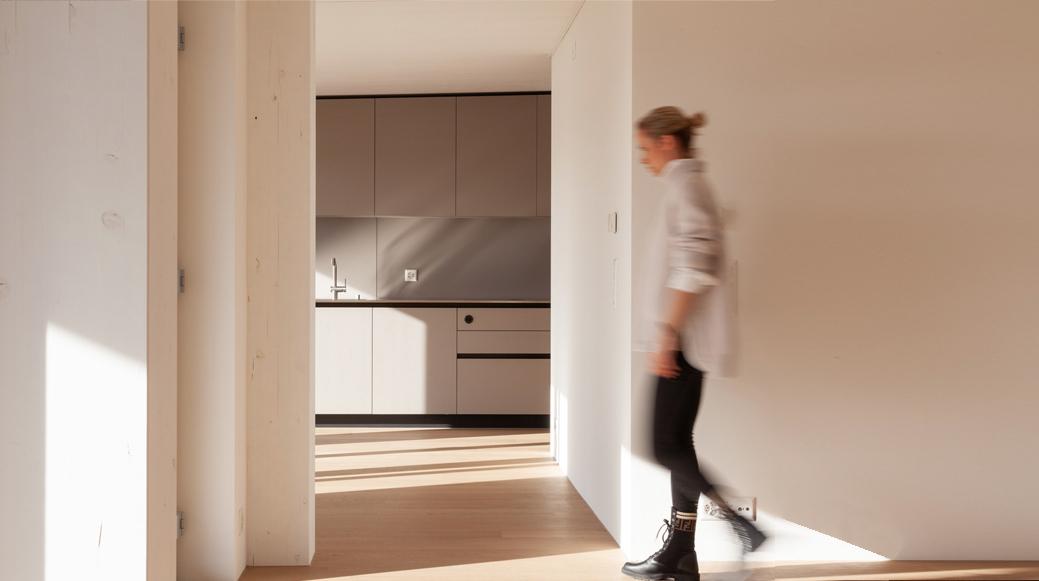 Wohnung W Küche