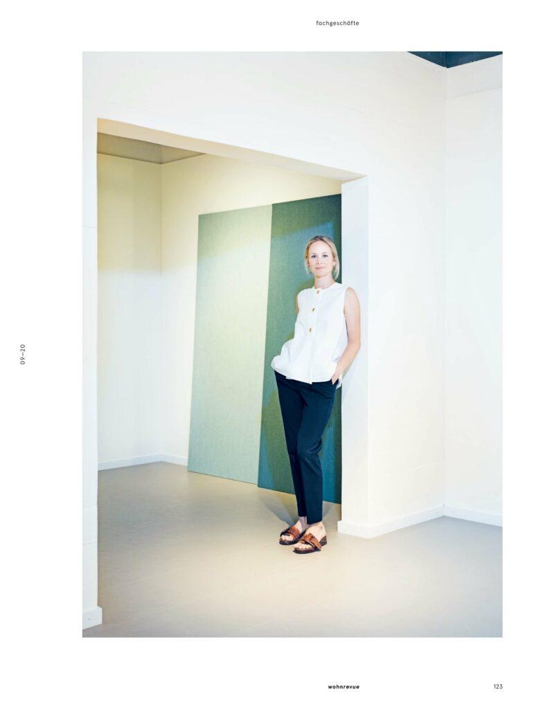 Andrea Seiler Innenarchitektur & Design im Interview